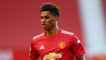 Marcus Rashford is ready to return for Man Utd after injury