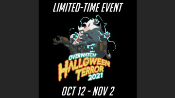 Blizzard has announced the launch date for its annual Halloween event in Overwatch.