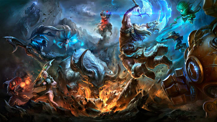 League of Legends Patch 11.21 will disable /all chat to curb in-game harassment.