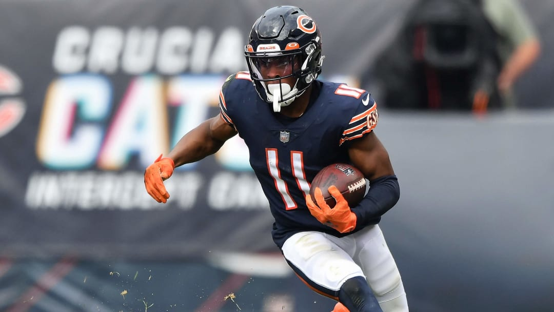 Chicago Bears vs Tampa Bay Buccaneers point spread, over/under, moneyline and betting trends for Week 7 NFL game.