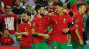 Portugal menang 5-0 saat bertemu Luksemburg