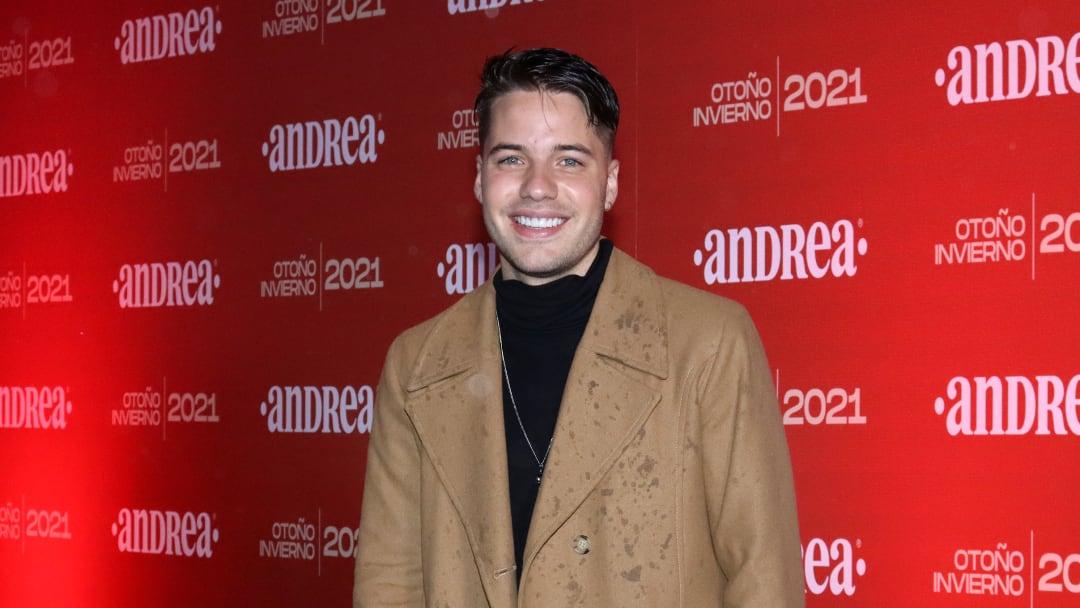 William Valdés es un conductor de TV Azteca