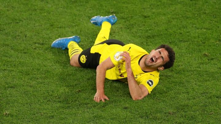 Mateu Morey verletzte sich schwer