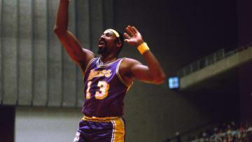 Chamberlain fue la gran estrella de los Warriors en los años 60s