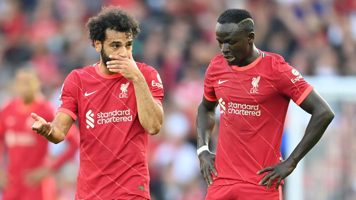 Mo Salah and Sadio Mane are the latest inductees into the PL '100 Club'