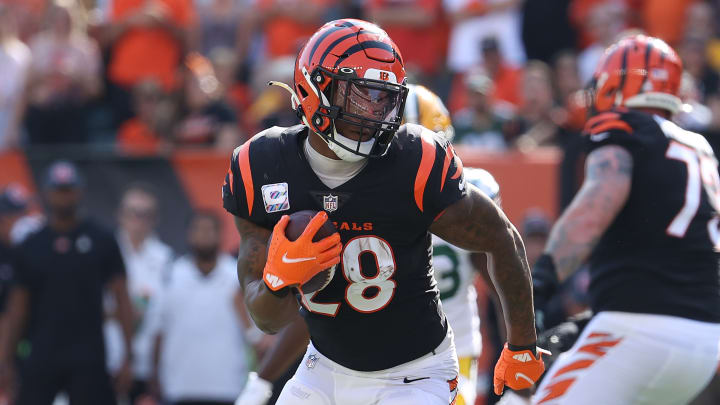 The Cincinnati Bengals have received some good news with the latest Joe Mixon injury update.