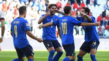 Autor de gol na disputa do bronze da Nations League, meia da azzurra chamou atenção do PSG