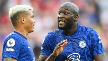 Chelsea had been sweating on the fitness of Romelu Lukaku
