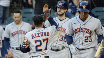 Boston Red Sox vs Houston Astros MLB Playoffs odds, schedule & predictions for ALCS series.
