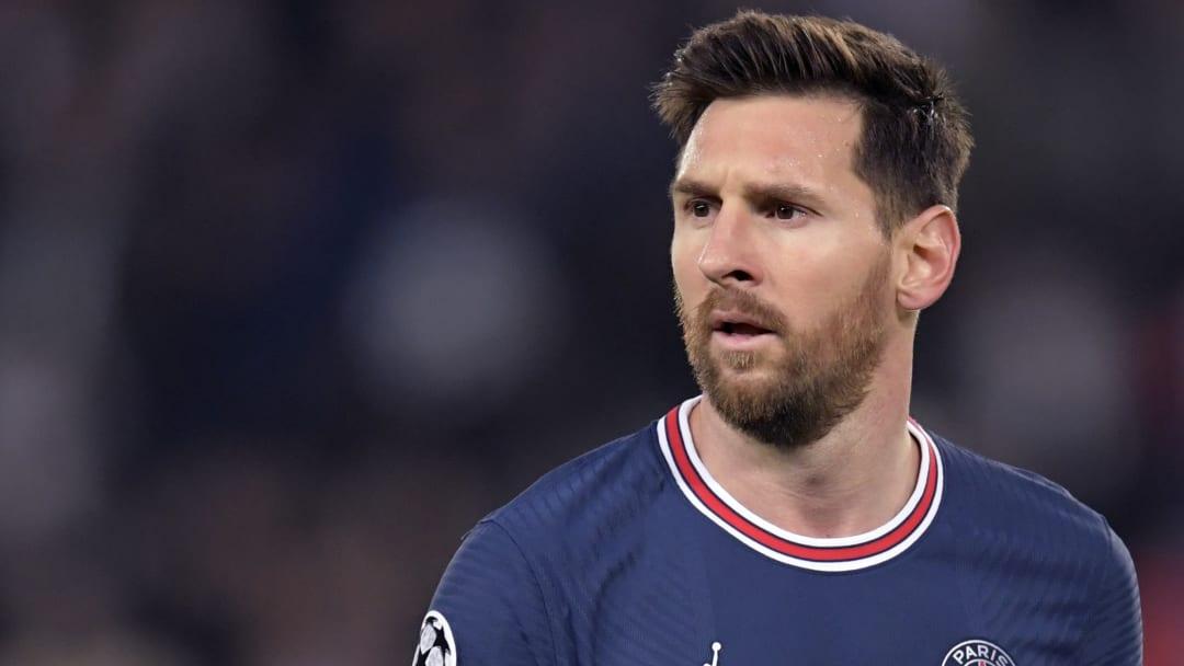 Pastore est heureux de voir Messi au PSG