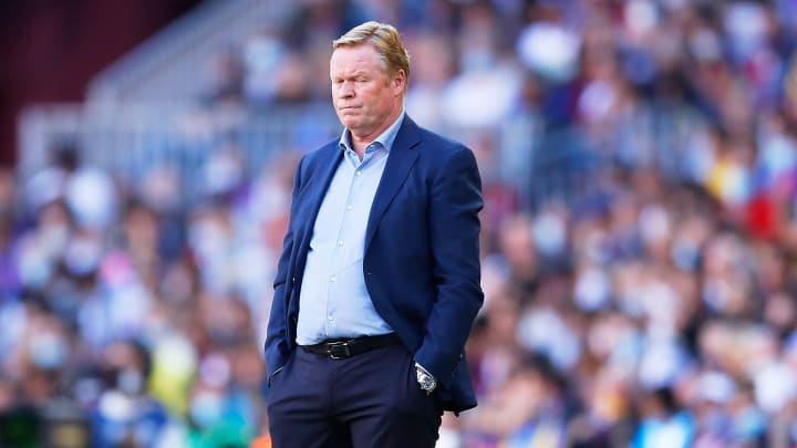 It's the end of the road for Koeman at Camp Nou