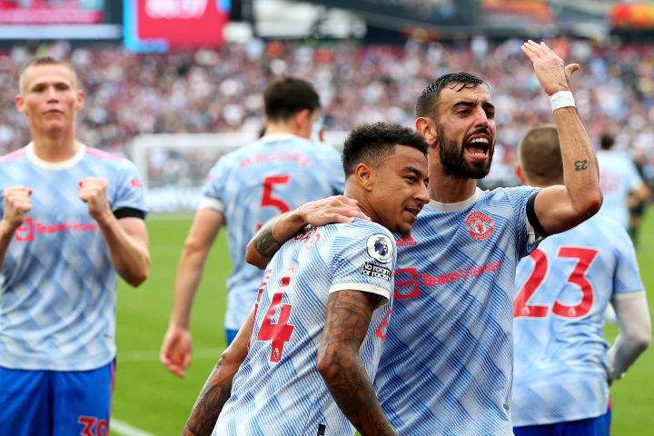 Jesse Lingard | Bruno Fernandes | Manchester United F. C. | The Players' Tribune