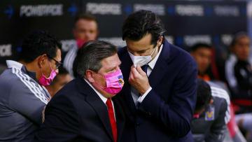 El Club América aprovechó para enviar un contundente mensaje al ex entrenador de las Águilas