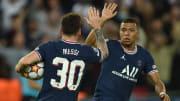 On peut s'attendre à voir briller Messi et Mbappé ce week-end !
