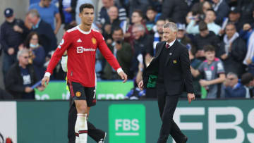 Cristiano Ronaldo returned to Manchester United after a gap of 12 years in the summer
