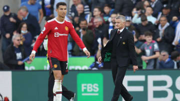 Ole Gunnar Solskjaer is under major pressure following Manchester United's 5-0 loss to Liverpool