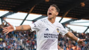 2021 has been far kinder to Chicharito than 2020, despite injuries.
