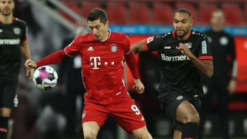Bayer Leverkusen e Bayern de Munique sempre fazem jogos disputados