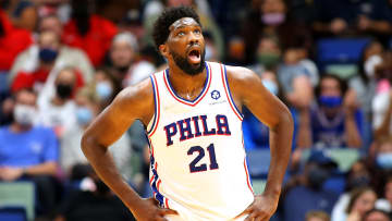 Brooklyn Nets vs Philadelphia 76ers prediction, odds, over, under, spread, prop bets for NBA game on Friday, October 22.
