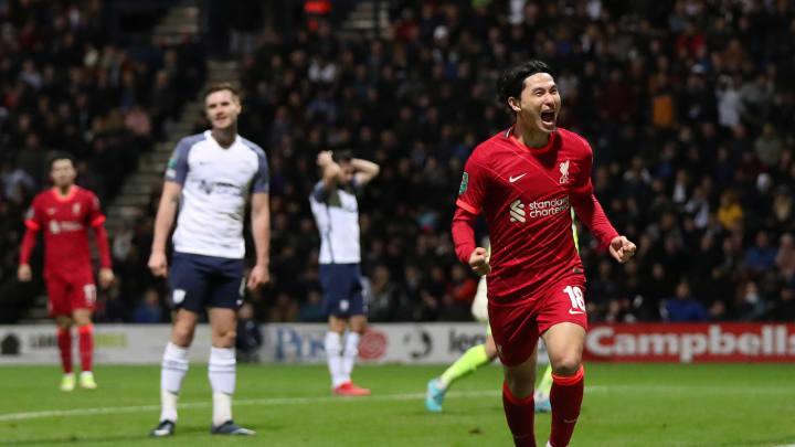 Preston North End v Liverpool