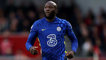 Lukaku has started to struggle at Chelsea