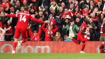 Liverpool are unbeaten in the Premier League - and Sadio Mane is back in form