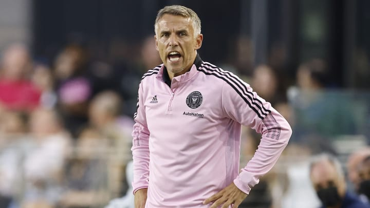 Phil Neville regrets accusing referees of cheating