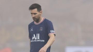 Messi en PSG