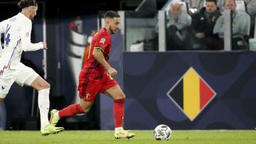 Eden Hazard is still far from his best