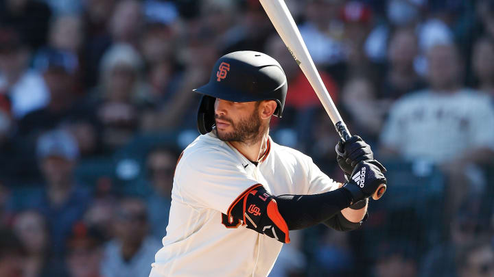 The San Francisco Giants received some concerning news surrounding Tommy La Stella's injury update.