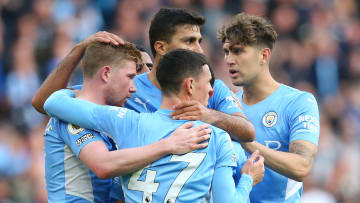 Man City will be targeting another win