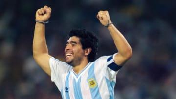 Maradona tendrá su serie