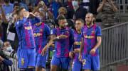 El Barcelona gana su primer partido de Champions