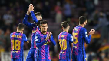 El Barcelona gana ante el Dinamo en Champions