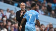 Guardiola encourages Sterling