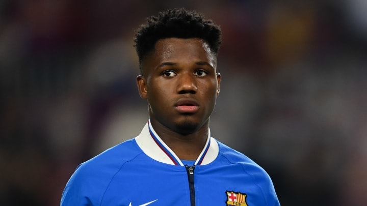 Barcelona relying on Ansu Fati to get them out of first gear