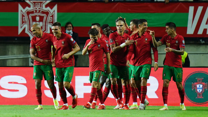 Portugal precisa superar a Sérvia   Portugal v Luxembourg - 2022 FIFA World Cup Qualifier