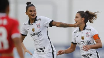 Atual campeão brasileiro, Corinthians carimbou a vaga para a Libertadores de 2022