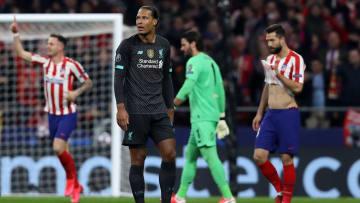 El Atlético recibe al Liverpool