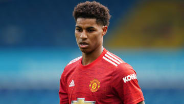 Rashford should be back in contention on Saturday