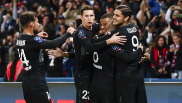 PSG's lineup could be very different from the one that narrowly beat Angers on Friday