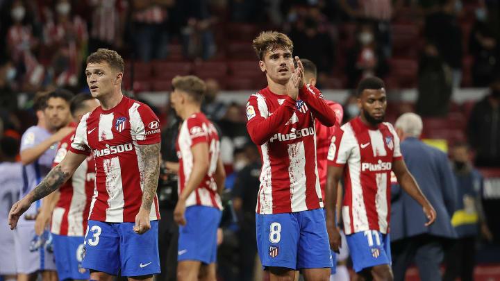 El Atlético Madrid no jugará el fin de semana
