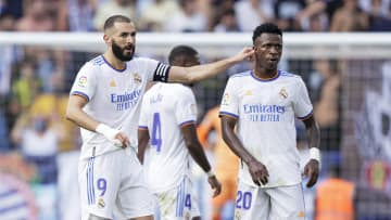 Real Madrid will look to get back to winning ways