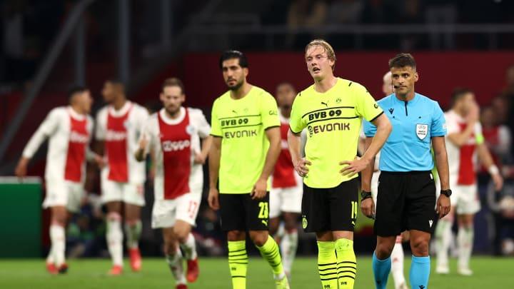 4:0! Ajax Amsterdam vermöbelt den BVB - Die schwarz-gelbe Einzelkritik
