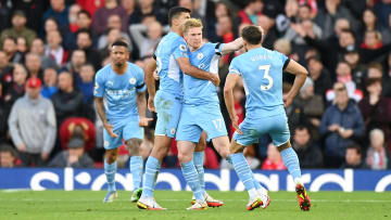 Liverpool vs Man City was the standout tie of Gameweek 7 before the international break