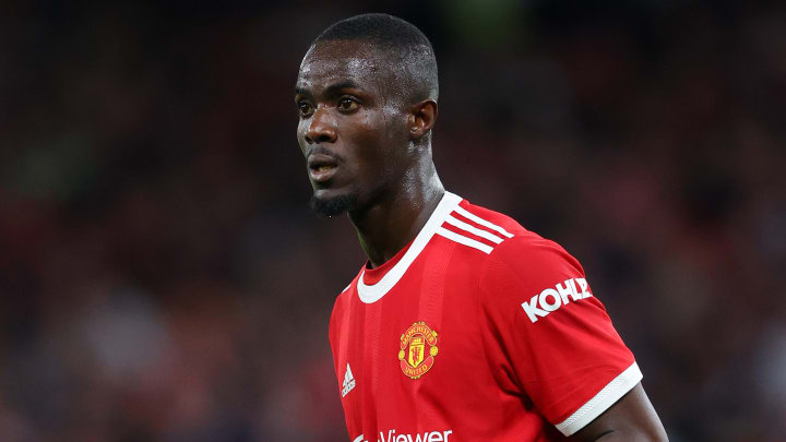 Eric Bailly has only played once for Man Utd this season