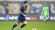 Lionel Messi moved to Paris Saint Germain in the summer transfer window