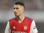 Gabriel Martinelli has struggled for minutes this season