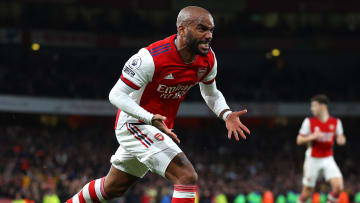 Lacazette struck late to seal a draw for Arsenal