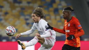 Real Madrid dan Shakhtar Donetsk akan saling bentrok pada Rabu (19/10) dini hari WIB